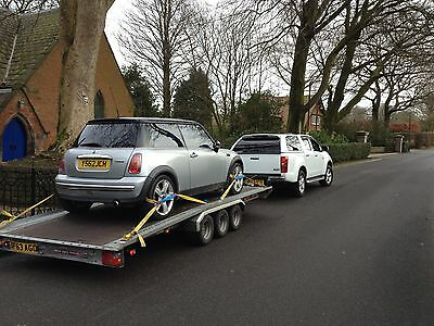 Merseyside Car Recovery Vehicle Collection Delivery #1 for Service