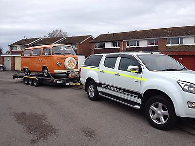 VW Type Camper Van T 1 2 25 4 Beatle Recovery Transport  Delivery #1 for Service