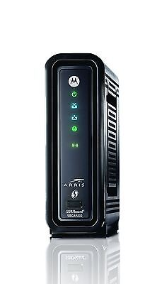 Motorola SurfBoard SBG6580 Docsis 3.0 WiFi Modem Router Comcast NOT for TWC