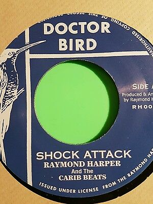 Doctor Bird shock attack / Perfidia Raymond harper and melody makers