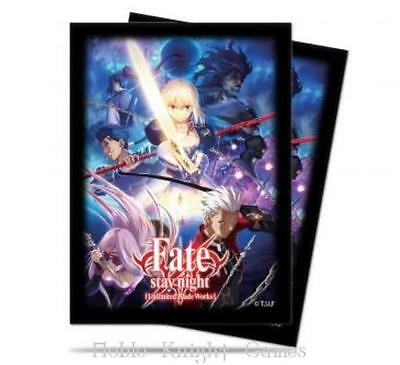 Ultra Pro Fate/Stay Night Card Sleeves - Collection II, Servants (50) MINT