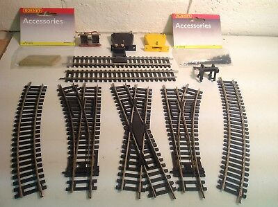 Hornby OO Gauge Nickel Silver Track and Points - Catalogue !!!