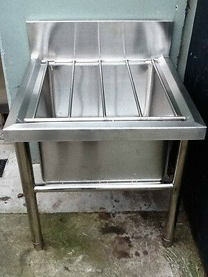 Brand New Stainless Steel Mop Sink