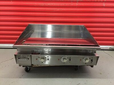 Electric keating 3ft Miraclean Flat Top Griddle