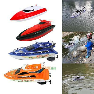 Remote Control RC Super Mini Speed Boat High Performance Boat Kids Toy