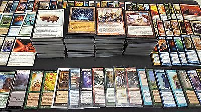1000 Card Lot - Magic the Gathering Instant Collection w/ 25 RARES/FOILS! MTG