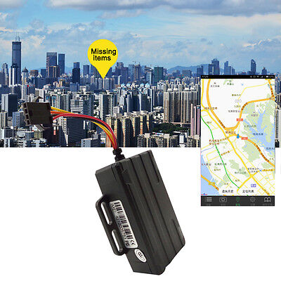 Motorcycle Vehicle Car GPS Tracker GPS GSM GPRS Real Time Tracking Device HC