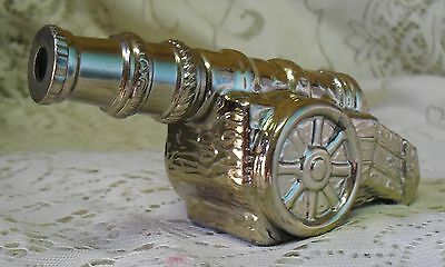 Vintage Avon Glass Revolutionary Cannon Tai Winds After Shave Bottle