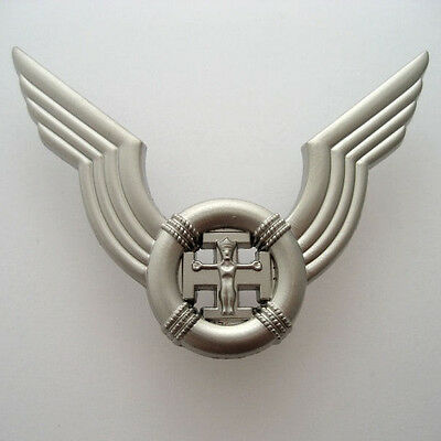 French Scout Badge - Caen - Ailes Raider Insigne