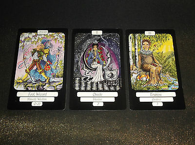 The Beautiful Merryday Tarot Cards Deck By Louisa Poole - Out Of Print Complete