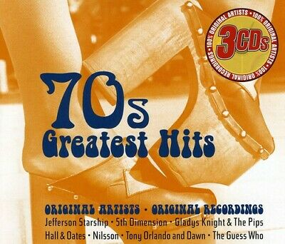 Various Artists - 70s Greatest Hits / Various [New CD]
