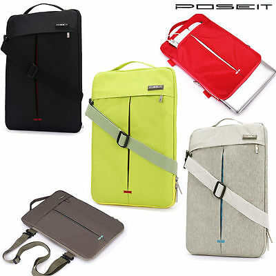 POSEIT Brand Laptop Shoulder Carry Bag for 2016 New Macbook pro 13 15 touch bar