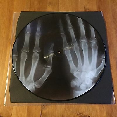 """Ford & Lopatin - Emergency Room, 12"""" Picture Disc (Oneohtrix Point Never)"""