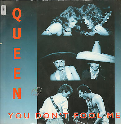 QUEEN - You Don't Fool Me (Jam & Spoon Rmxs) - 1996 Dance Factory Italy 88274166