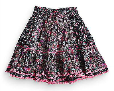 ••• ВNWT NEXT Girls' Party Formal Outfit • Floral Skirt • 3 Years