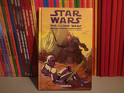 STAR WARS : The Clone Wars, Mission 5 : Le temple Perdu - BD
