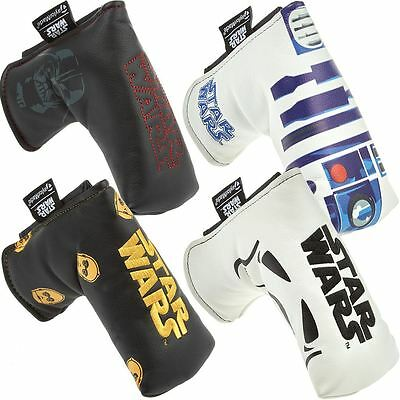 TaylorMade Golf 2016 Star Wars Funky Golf Putter Headcovers (Many Options)