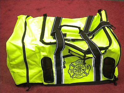 Lightning X Quad Vent Firefighter Turnout Gear Bag, LXFB-45M/ 2 colors
