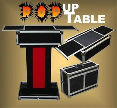 Pop Up Performers Magic Table/Case - Magic Tricks
