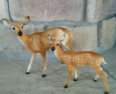 Breyer Deer Family Doe and Fawn