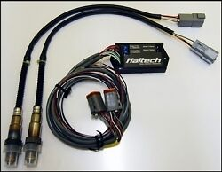 Haltech Dual Channel Wideband Controller (inc one sensor and weld on bung)