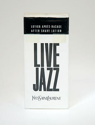 Ysl Live Jazz After Shave 50 Ml