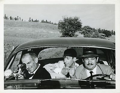 Louis De Funes Le Corniaud 1968 Vintage Photo Original #1