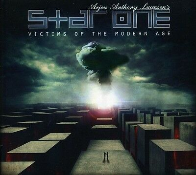 Arjen Lucassen's: St - Victims of the Modern Age: Limited [New CD] Argentin