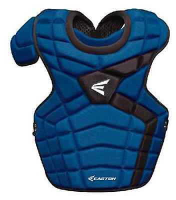 NEW Easton Mako 2 Adult Chest Protector Royal/Black 8036225