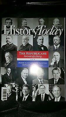History Today Magazine--November 2016--The Republicans--Portrait of a Party
