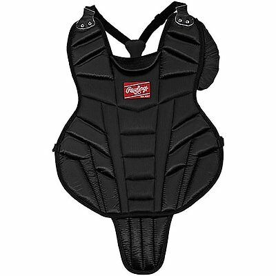 "NEW Rawlings Junior 14"" Catcher's Chest Protector Navy LLBP2"