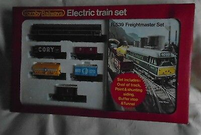 Hornby Freightmaster R. 539 Train Set - Tested Complete & Working 1974 - 75