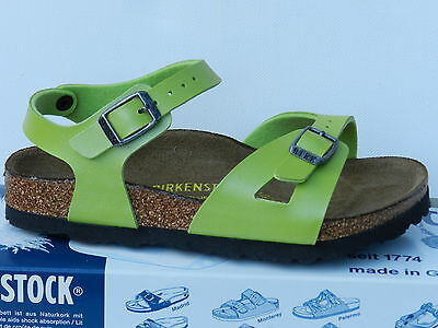 Birkenstock Rio Chaussures Fille 30 Sandales Sabots Mules Clogs Nu-pieds Neuf