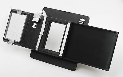 Arca-Swiss sliding back adapter 5x4 large format to 6x9cm
