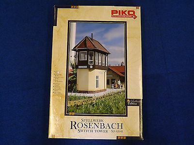 Piko G Scale 62041 Rosenbach Signal Tower Kit Weather Resistant