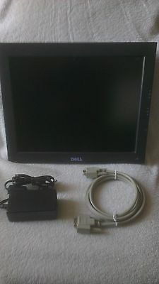 Dell Rack-Mountable TFT Monitor with Power Supply and Cable