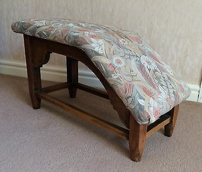 Vintage/Antique Footstool, Shabby Chic Footstool, Country Cottage Look