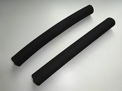 2x QUINNY BUZZ Replacement FOAM / Sponge grips for handle bar Brand New