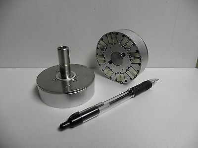 Magnetic Drive Magnetic clutch For vacuum or pressure chamber