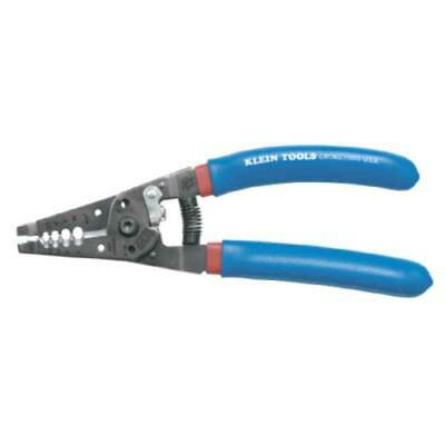 Klein Tools Cutting Wire Stripper Cutter 6-12 AWG Stranded Electrical Hand Tool