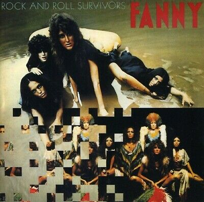 Fanny - Rock and Roll Survivors [New CD] UK - Import