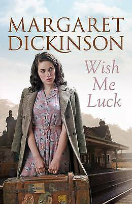 Wish Me Luck, Dickinson, Margaret, New