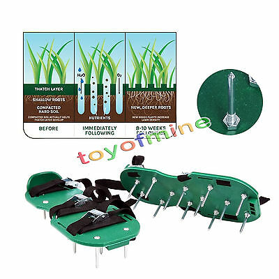 Acre Gear Lawn Aerator Shoes for Greener Grass Premium