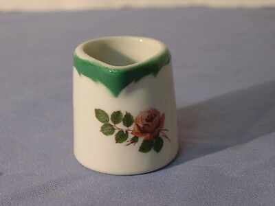Vintage Shenango China Rose Pattern Creamer