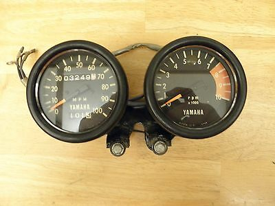 Yamaha 68-72 Speedometer/tach Assembly Dt1 Rt1 Ct1 At1 250 360 175 125 Speedo