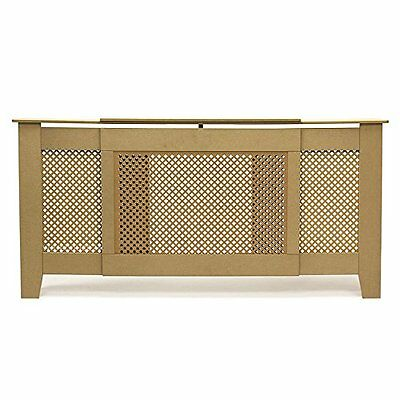 Forest Radiator Cover Cabinet Unfinished Mdf Diamond Grill Adjustable Size New