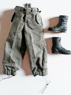 Action figure 1/6 - Dragon - WWII  FJ TROUSERS + BOOTS