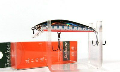 Jackson Trout Tune 55 Sinking Lure OY (1911)
