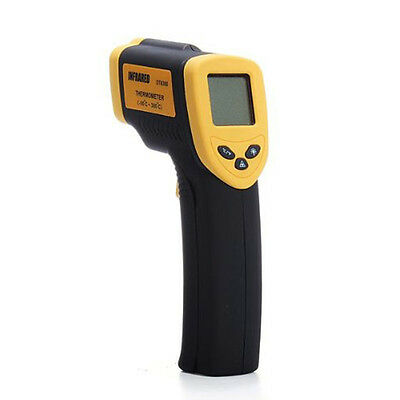 DT8380 Non-Contact IR Laser Infrared Digital LCD Thermometer Temperature Gun
