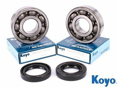 Yamaha TZR R RR DT 125 R X  Koyo Mains Crank Shaft Bearing & Oil Seal Kit